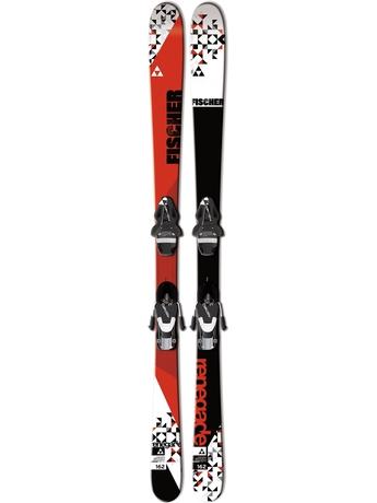 Горные лыжи Fischer Renegade + X9 Wide 90 14/15