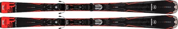 Горные лыжи Rossignol Pursuit 11 S Ca + крепления Xelium 100 (15/16)