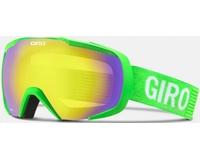 Маска Giro Onset Bright Green Monotone / Yellow Boost (15/16)