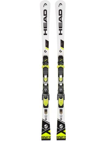 Горные лыжи Head Worldcup Rebels i.SL + крепления Freeflex Evo 11 18/19