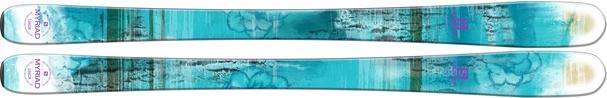 Горные лыжи Salomon Q-83 Myriad (15/16)