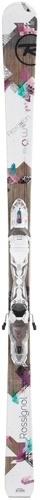 Горные лыжи с креплениями Rossignol Attraxion 3 Echo W + Xelium SAPHIR 110 S White 12/13