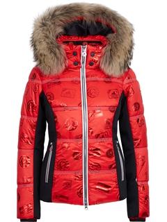Куртка с мехом Sportalm Pfiati m K+P
