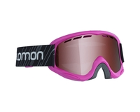 Маска Salomon Juke Access Pink / Tonic Orange