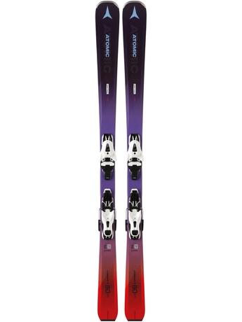 Горные лыжи Atomic Vantage X 80 CTI W + крепления Mercury 11 18/19