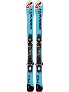 Горные лыжи Stockli Race Team + крепления EC5 J75
