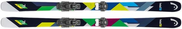 Горные лыжи Head The Show + крепления Attack 13 (16/17)