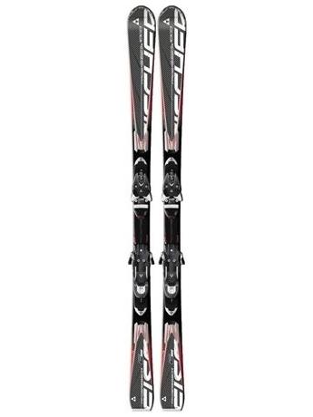 Горные лыжи с креплениями Fischer Progressor 1000 C-Line Flowflex tune it + C-Line Z13 Flowflex 20 12/13