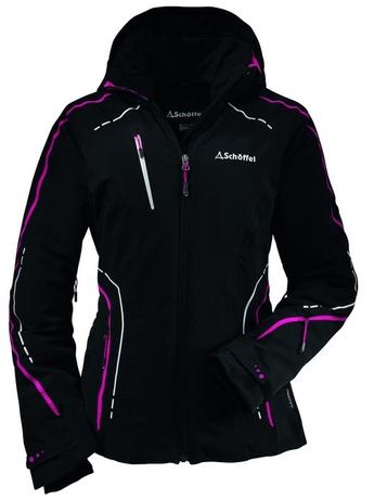 Женская куртка Schoffel Fiora Black