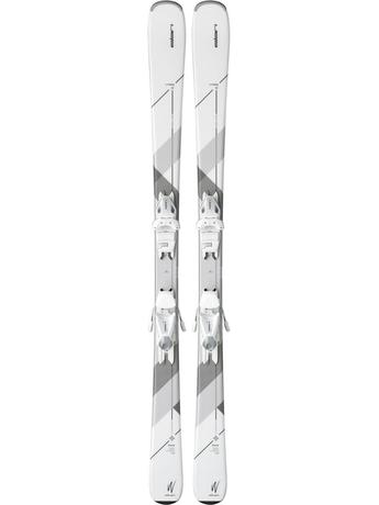 Горные лыжи Elan Snow LS + крепления EL 7.5 16/17