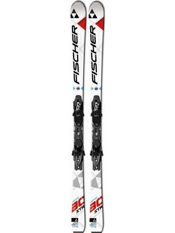 Горные лыжи Fischer XTR Motive 80 + RS 10 15/16
