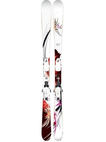 Горные лыжи Rossignol Scratch Girl BC + крепления AXIUM SCRATCH 110 07/08