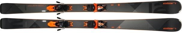 Горные лыжи Elan Amphibio 12 TI Power Shift + крепления ELX 11.0 (18/19)