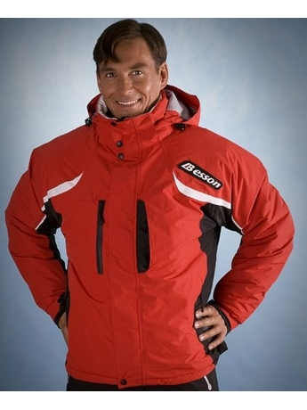 Куртка Besson Ellmau red
