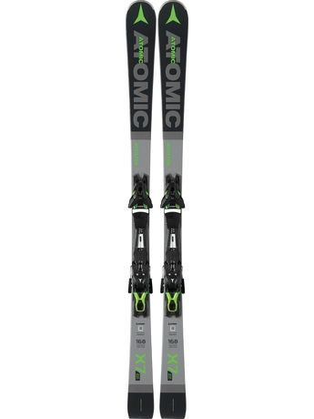 Горные лыжи Atomic Redster X7 WB + крепления FT 12 GW 19/20