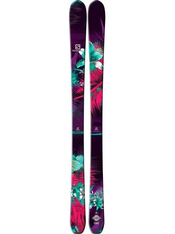 Горные лыжи Salomon Q-88 Lux 14/15