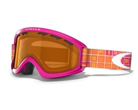 Маска Oakley 02 XS Bright Rose Icon Blks W / Persimmon
