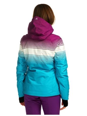 Горнолыжная куртка Schoffel Explosion Stripes