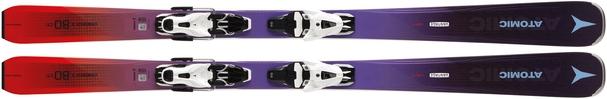 Горные лыжи Atomic Vantage X 80 CTI W + крепления Mercury 11 (18/19)
