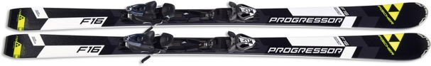 Горные лыжи Fischer Progressor F16 + крепления RS10 (16/17)