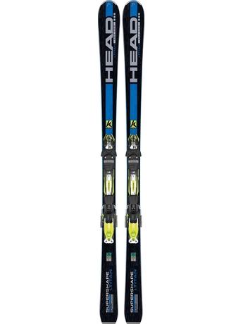 Горные лыжи Head i.Supershape Titan + крепления PRX 12 S Wide BR88 14/15