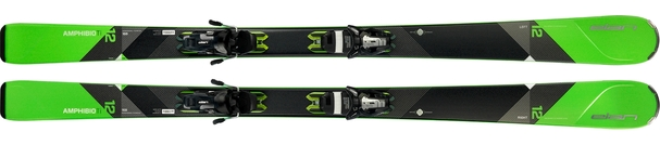 Горные лыжи Elan Amphibio 12Ti PS + крепления ELS 11 (17/18)