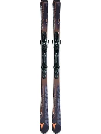 Горные лыжи с креплениями Atomic Vario Fiber + XTL 9 OME 11/12