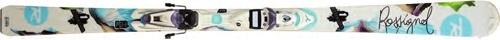 Горные лыжи с креплениями Rossignol Attraxion 1 + Saphir 90L TPI2 (11/12)