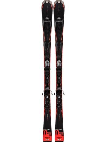 Горные лыжи Rossignol Pursuit 11 S Ca + крепления Xelium 100 15/16