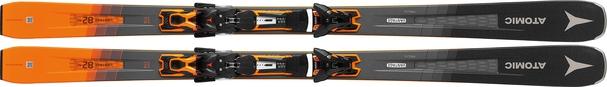 Горные лыжи Atomic Vantage 82 Ti + крепления FT 12 GW (19/20)