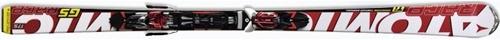 Горные лыжи Atomic Race Ti GS + крепления NEOX TL 12 (10/11)