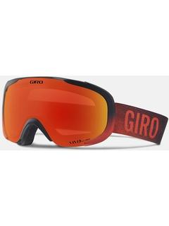 Маска Giro Compass Red Faded / Vivid Ember 37