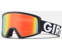 Маска Giro Blok Black Futura / Persimmon Blaze (15/16)