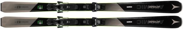 Горные лыжи Atomic Vantage X 83 CTI + крепление Warden 13 MNC DT (18/19)