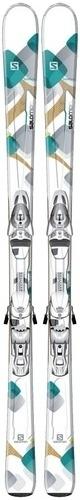 Горные лыжи Salomon Bamboo + Z10 Ti W 13/14