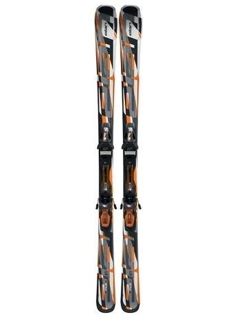 Горные лыжи с креплениями Elan E/Flex 6 Orange QT + EL 10 12/13