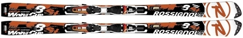 Горные лыжи Rossignol Radical 8SL Slant Nose + Axium 120S TPI2 (13/14)