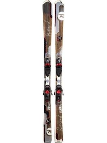 Горные лыжи с креплениями Rossignol Attraxion 6 Echo +Saphir 110S TPI2 11/12