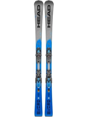 Горные лыжи Head Supershape i.Titan + крепления PRD 12 19/20