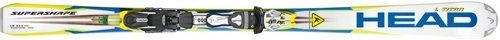 Горные лыжи с креплениями Head iSupershapeTitan SW SFP13 + FREEFLEX Pro 11 WIDE 88 (12/13)