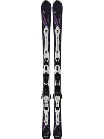 Горные лыжи с креплениями Atomic Cloud D2 73 + XTO 10 LADY 11/12