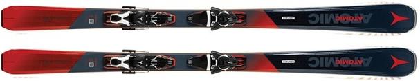 Горные лыжи Atomic Vantage X 77 C + крепления Mercury 11 (18/19)