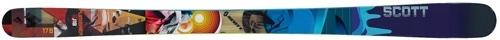 Горные лыжи с креплениями Scott Punisher Lib + Mojo 12 wode 88 (11/12)