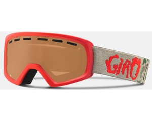 Маска Giro Rev Glowing Red Camo / Amber Rose
