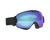 Маска Salomon XMax Photo Black / Blue Photochromic LTS