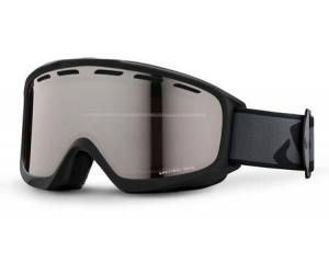 Маска Giro Index Black Icon Streak / Rose Silver