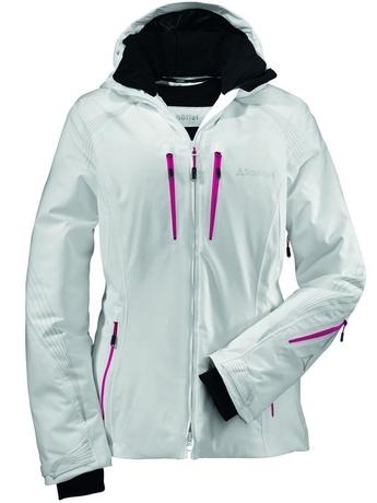 Женская куртка Schoffel Vana White