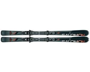 Горные лыжи с креплениями Salomon Enduro LX 730 + JL10 B80 11/12