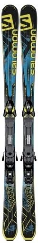 Горные лыжи Salomon 24 X-Kart Pro + Z10 13/14
