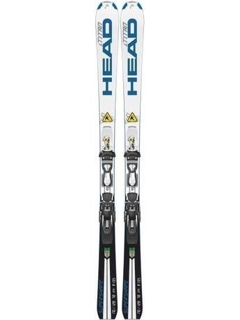 Горные лыжи с креплениями Head iSupershape Titan + Freeflex Pro 11 WIDE 88 11/12
